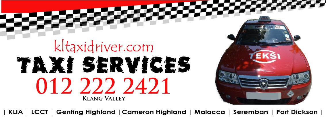 KLTAXIDRIVER BLOG - KL & PJ Taxi Service