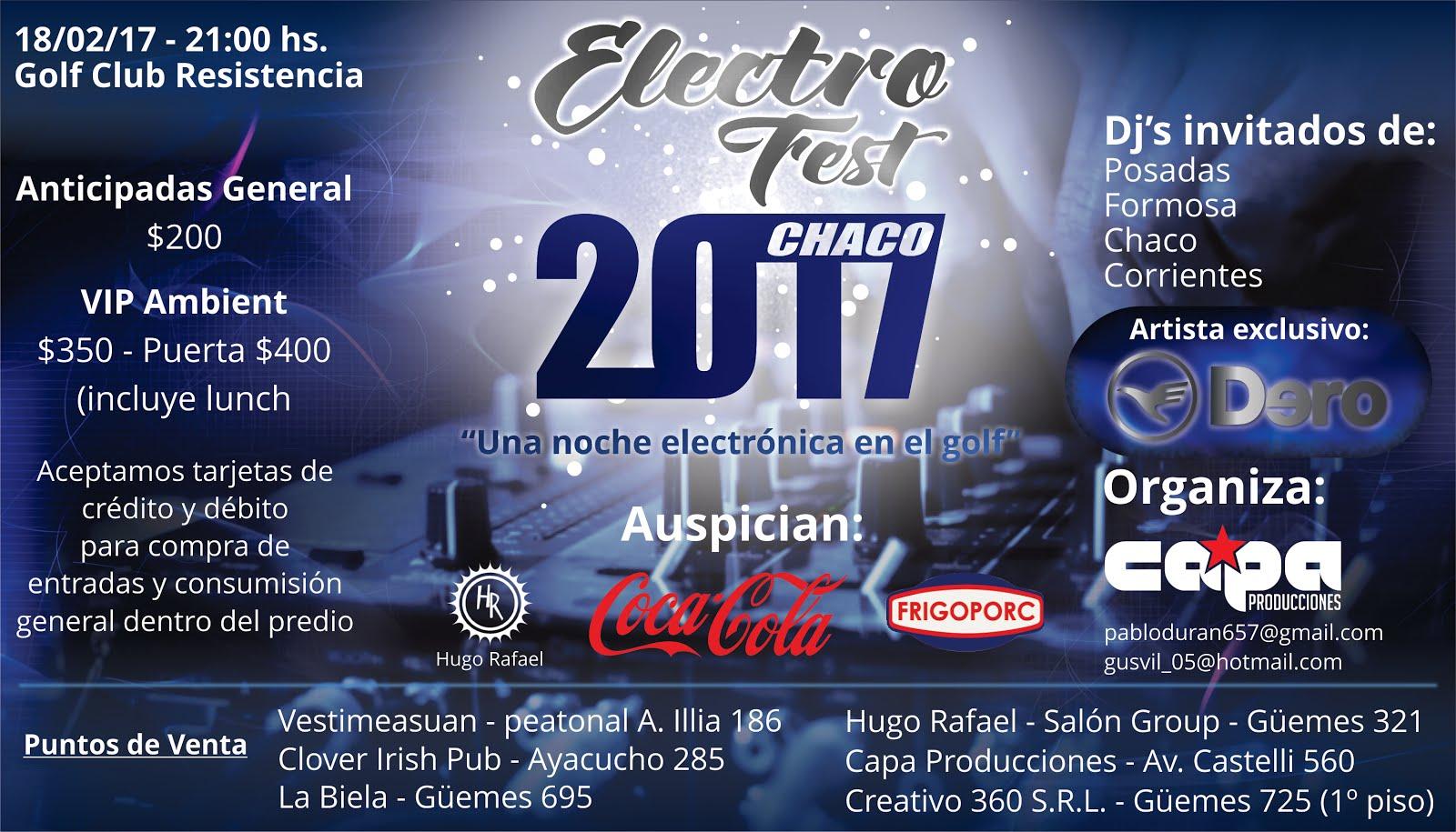 ELECTROFEST 2017
