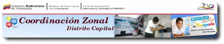 Coordinación Zonal de Informática Educativa de Distrito Capital