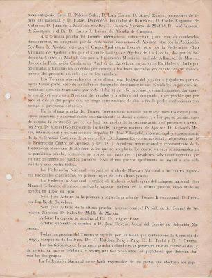 Carta sobre el Torneo Internacional de Ajedrez de Barcelona 1929 (2)