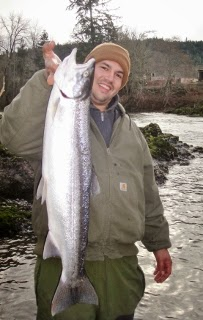 Southern oregon fishing report umpqua steelhead fishing for Umpqua river fishing report