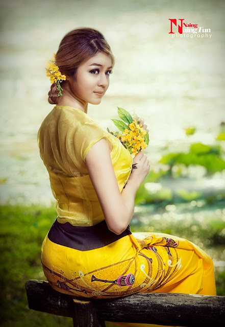 May Su Mg - Myanmar Thingyan Girls