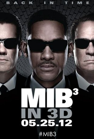 Descarga Men in Black 3