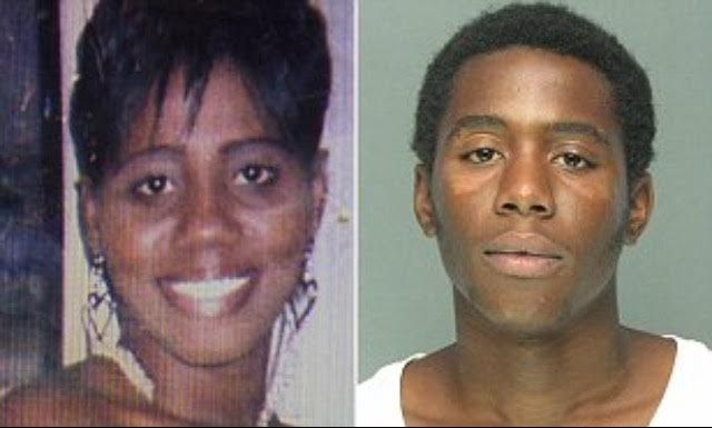 16-YEAR-OLD BOY STABS HIS MOTHER 100 TIMES THEN THROWS A PARTY IN THEIR MIAMI APARTMENT