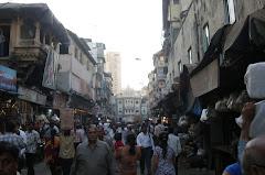 streets of southern Mumbai