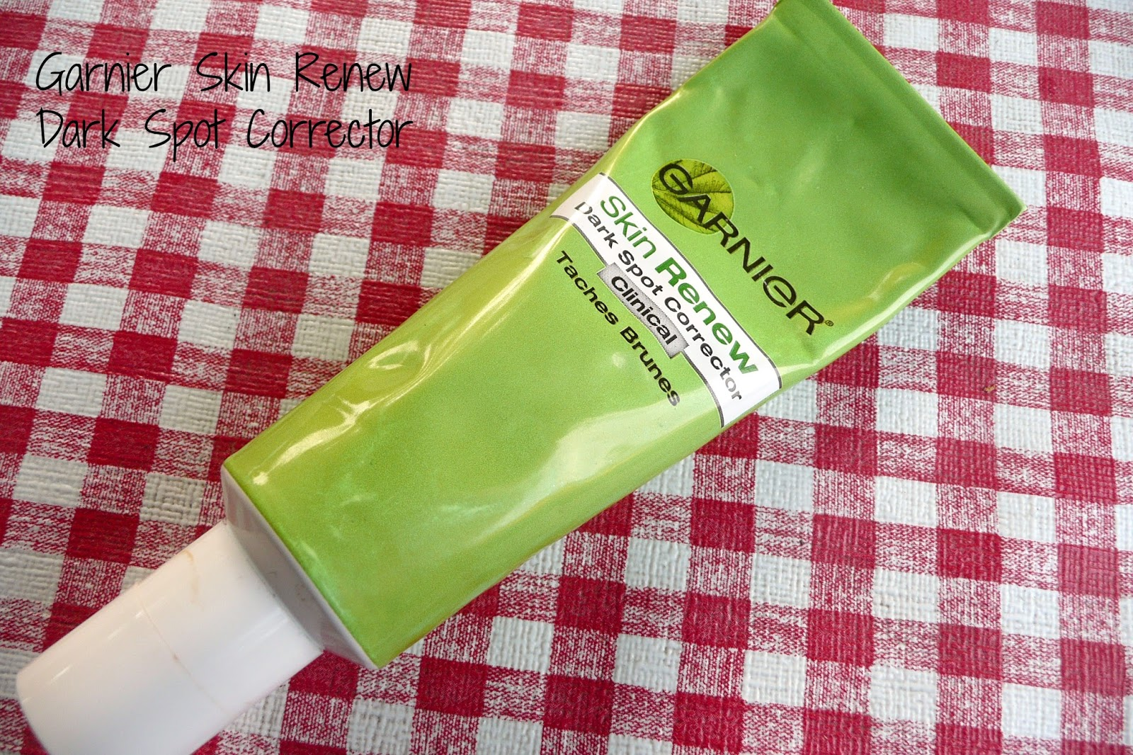 Garnier Skin Renew Dark Spot Corrector Review