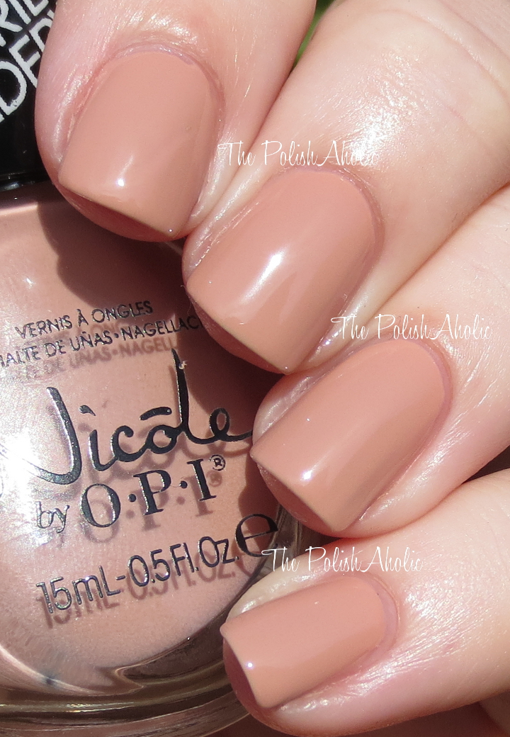The PolishAholic: Nicole by OPI Carrie Underwood Collection Swatches