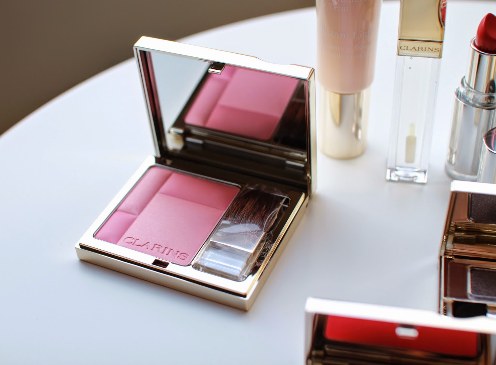 Clarins Blush in Miami Pink