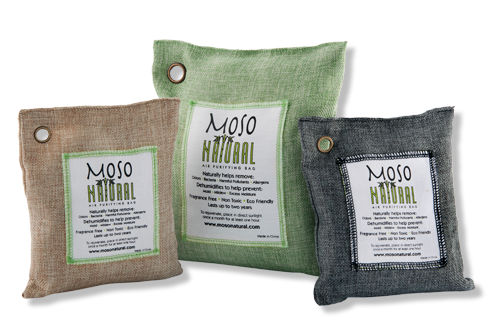 Moso Bags Are Available In Three Natural Colors And Two Separate Sizes Perfect For Every Room The Home 200g Bag Msrp 9 95 Is Ideal