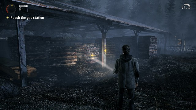 Alan Wake PC Games Gameplay