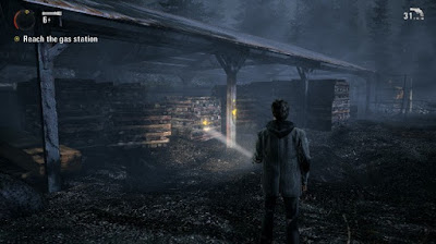 Alan Wake Games for windows PC