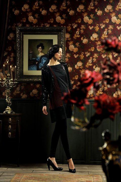 Crescent bloodline luxury fashion summer 2011 282 29