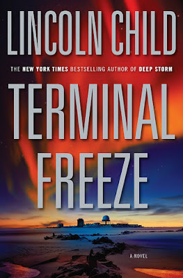 cover of Terminal Freeze by Lincoln Child