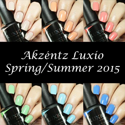 Akzéntz Luxio Spring/Summer 2015 Collection