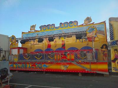 Grammazzle Ferias Toro Loco Bull