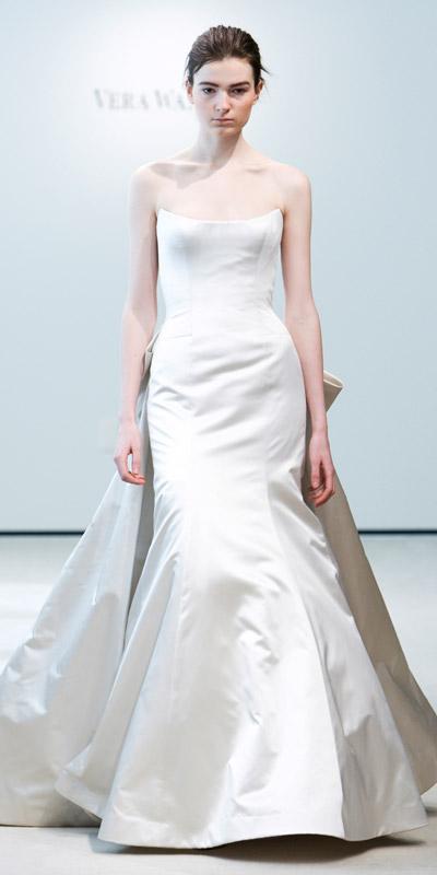 Robes de mariage robes de soir e et d coration robe de for Collection de robe de mariage vera wang