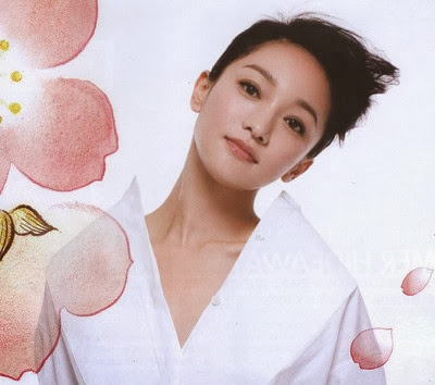 Zhou Xun Stars HD Wallpaper