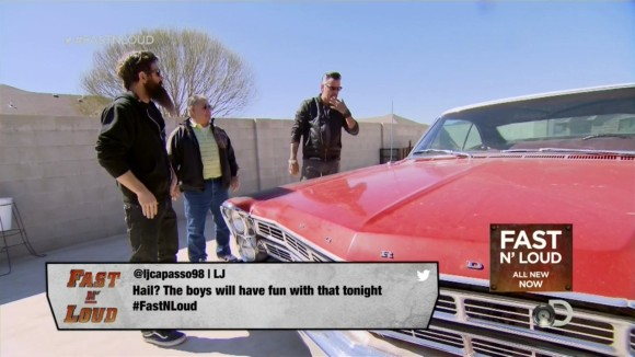 Fast N' Loud Season 3, Episode 6 – Ford Galaxie – Part 1