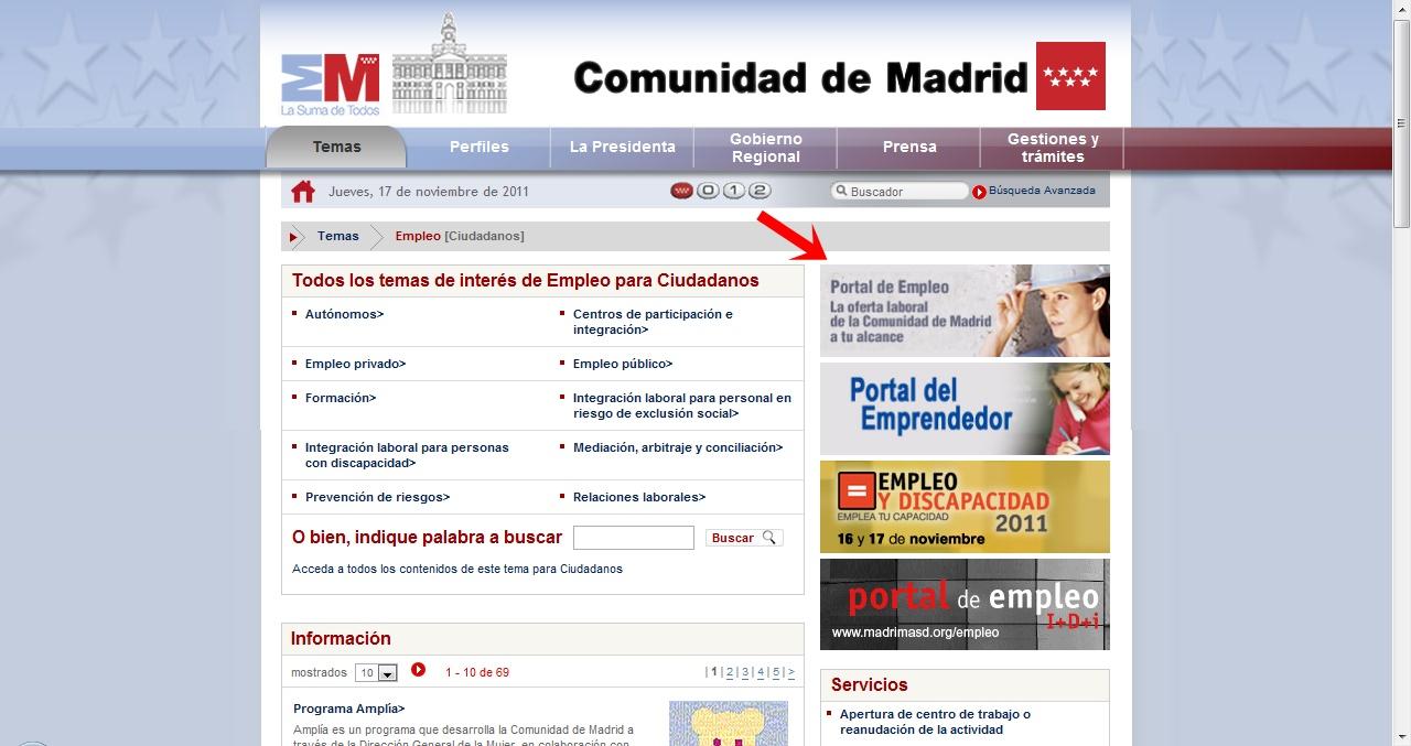 Nukita kokoro renovacion inem online for Oficina electronica inem