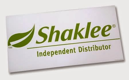 ♥ I'm Shaklee Independent Distributor ♥