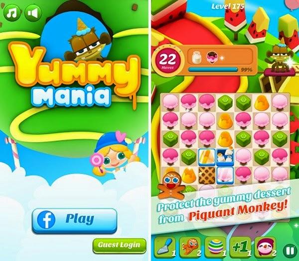 Yummy Mania 1.3 APK