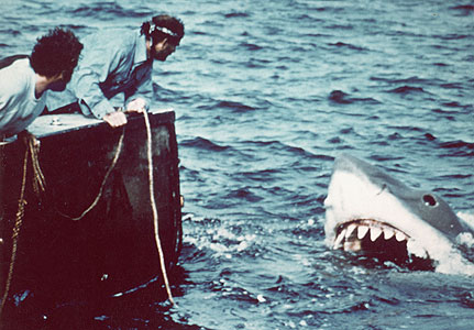 what do the jaws movie and wwii have in common