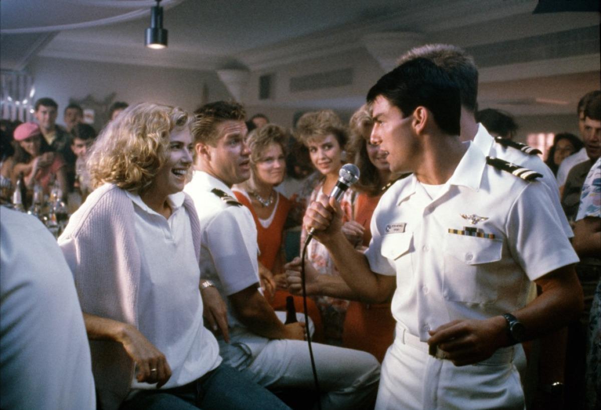 Life vs. Film: Top Gun