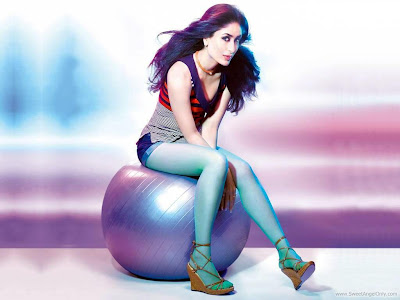 Kareena Kapoor Glamorous Wallpaper in Ra One