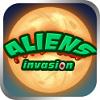 Aliens Invasion Mejores Juegos de Acción Android