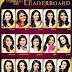 Miss Indonesia 2012 Final Leaderboard