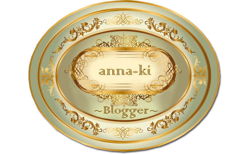 anna-ki - Blogger