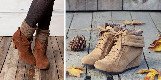 My Favourite Things About Autumn: Boots | Katie Kirk Loves