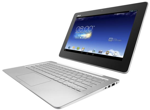 Asus Transformer Book Trio - Full tablet specifications