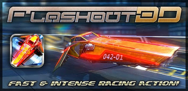 FLASHOUT 3D v1.4 Apk + Data Mod [Unlimited Money / Unlocked]
