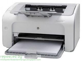 Harga HP LaserJet Pro P1102 Printer Terbaru 2012