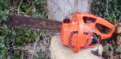 Remington Yardmaster I Chainsaw