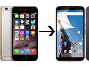 Cara Migrasi Data Dari Iphone ke Android