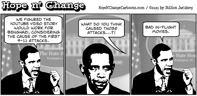obama, obama jokes, stilton jarlsberg, hope n' change, hope and change, political humor, 9/11, benghazi, lies