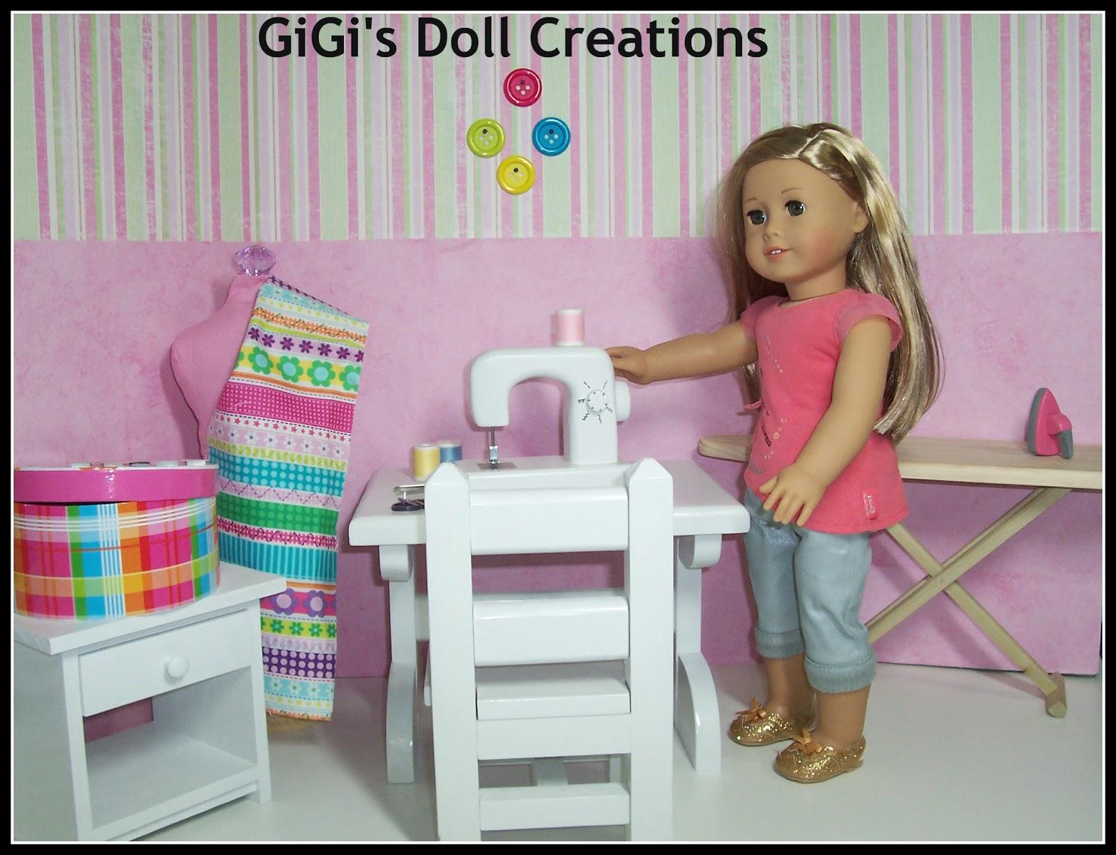 18 doll sewing machine