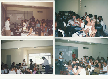 Sala de aula - Escola de Profissões ASH VIRTUAL