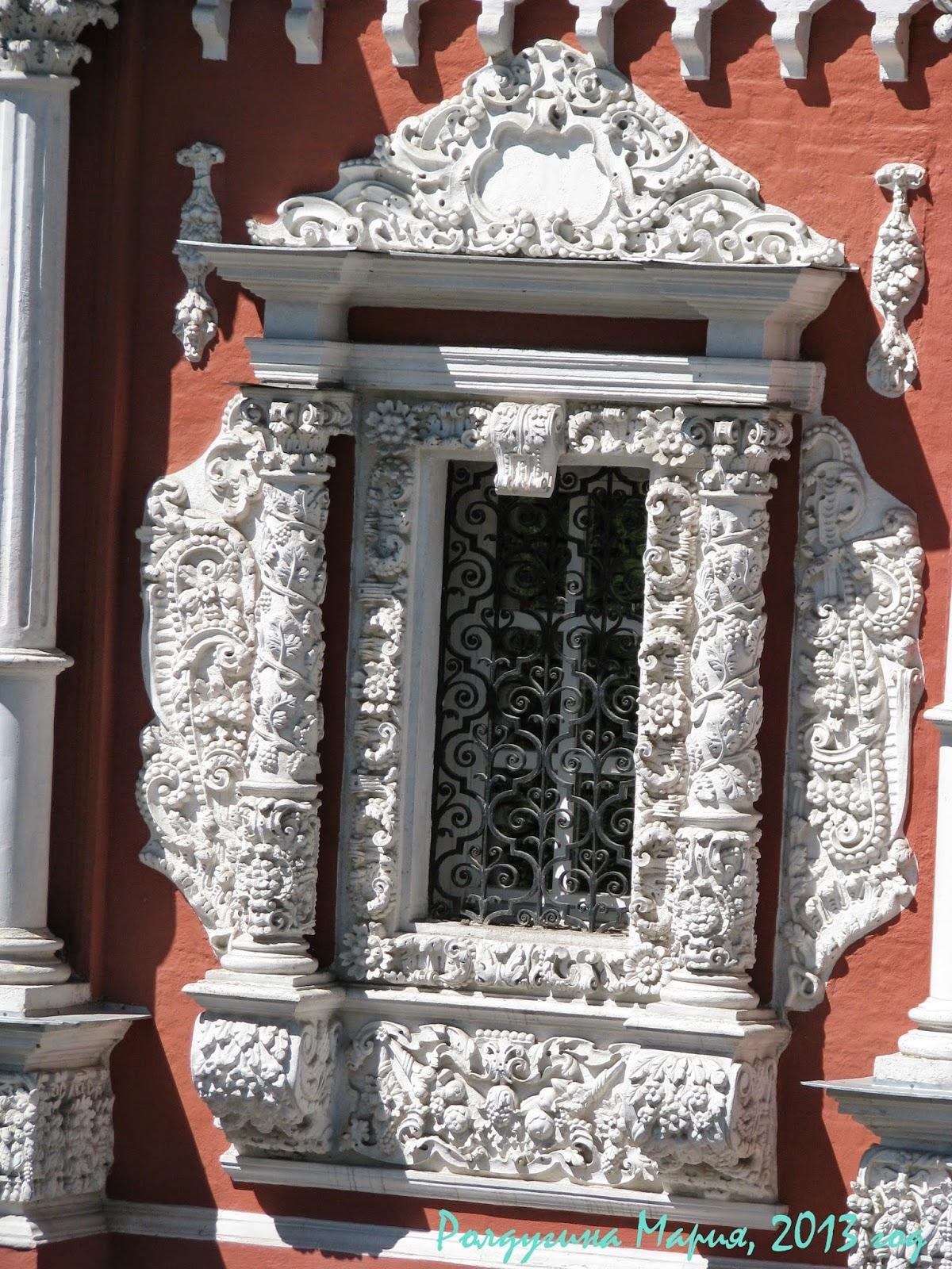 Нижний Новгород строгановский стиль