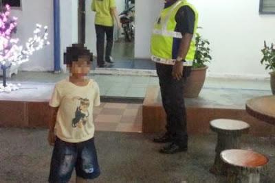 Budak 6 Tahun Berjaya Selamatkan Diri Dari Penculik