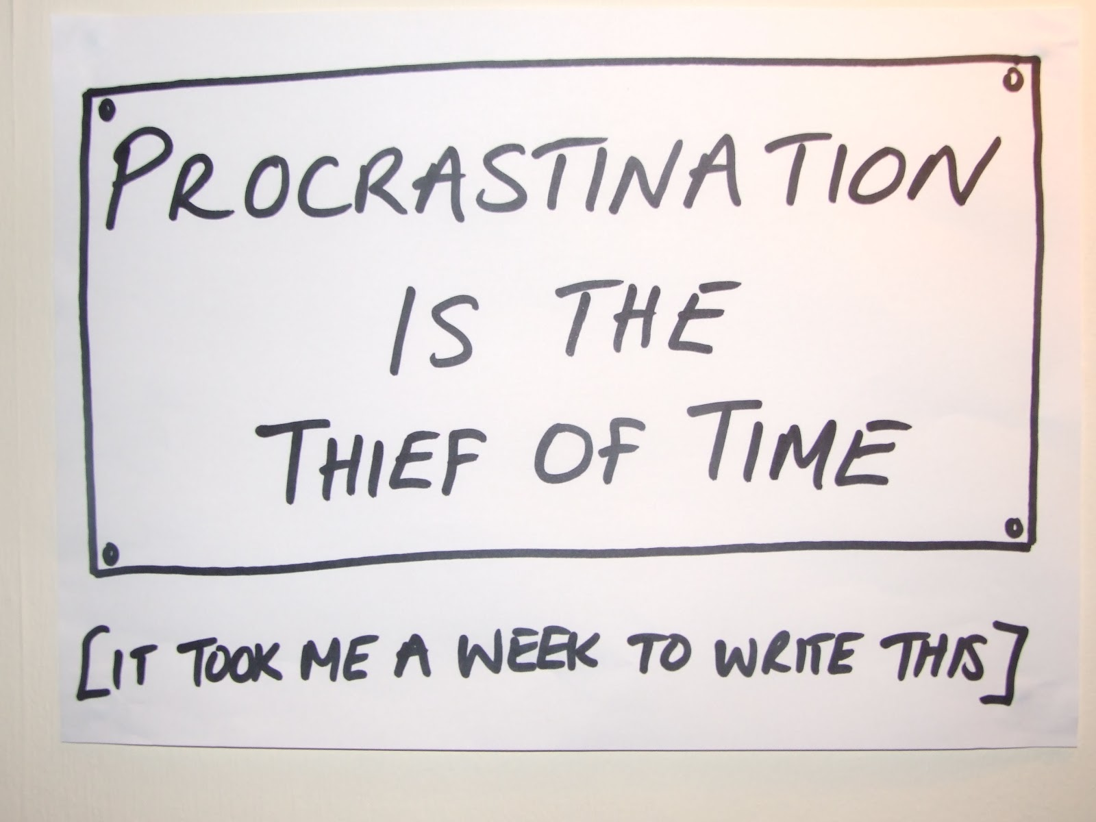 Search for 'procrastination essay'