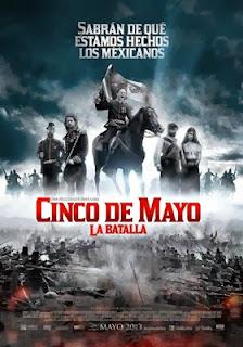 Cinco de Mayo: La batalla – online 2013