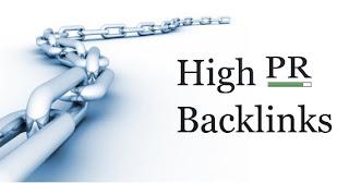 cara mendapatkan backlink berkualitas pagerank tinggi