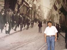 Lima, el antiguo Jirón La Unión