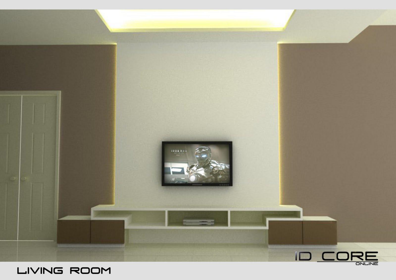 Living room tv cabinet design living room interior designs for Living room cabinet design