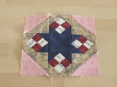 blok 2 1865 passion sampler quilt