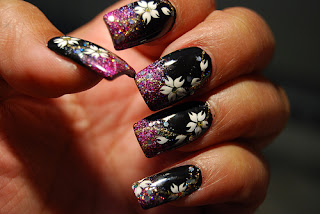 3D Nail Arts Design, Japanesse Nail Art Designs