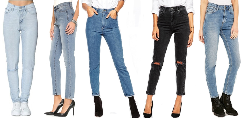 mom jeans, asos jeans, highwaisted denim, ripped jeans, shopping, urban outfitters, levis, cheap monday donna jeans